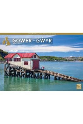 Gower/Gŵyr 2021 Calendar