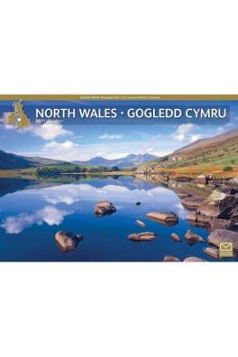 North Wales/Gogledd Cymru 2021 Calendar