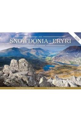 Snowdonia/Eryri A5 2021 Calendar