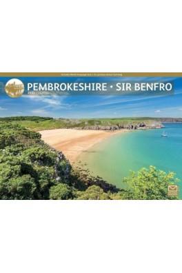 Pembrokeshire/Sir Benfro 2021 Calendar