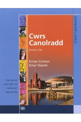 Cwrs Canolradd: Llyfr Cwrs (De / South)