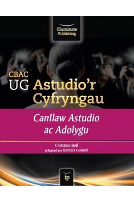 CBAC UG Astudio'r Cyfryngau