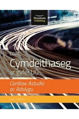 CBAC Cymdeithaseg ar Gyfer UG: Canllaw Astudio ac Adolygu
