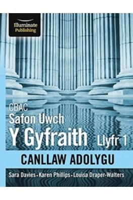CBAC Safon Uwch y Gyfraith Llyfr 1 Canllaw Adolygu