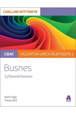 CBAC Canllaw Myfyrwyr: Busnes - Cyfleoedd Busnes
