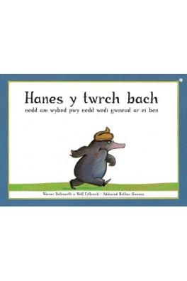 Hanes y Twrch Bach oedd am Wybod Pwy oedd Wedi Gwneud ar ei Ben