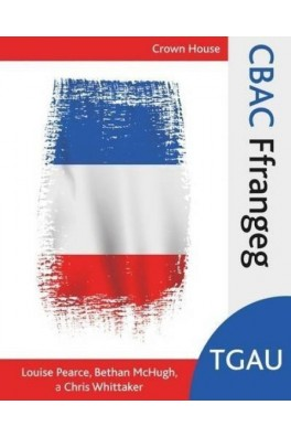 CBAC TGAU Ffrangeg - Gwerslyfr