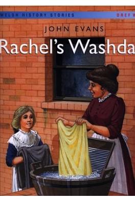 Welsh History Stories: Rachel's Washday (Big Book)