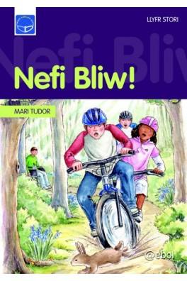 Cyfres Darllen Difyr: Nefi Bliw!