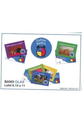 Cyfres Deffro Band Glas 9, 10 a 11