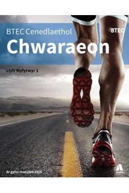 BTEC Cenedlaethol Chwaraeon: Llawlyfr Myfyrwyr Llyfr 1