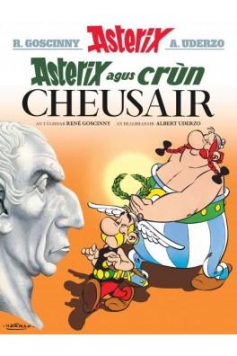 Asterix Agus Cr Cheusair (Asterix in Gaelic)