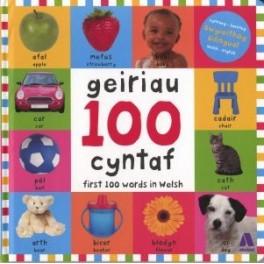 100 Geiriau Cyntaf/ First 100 Words in Welsh