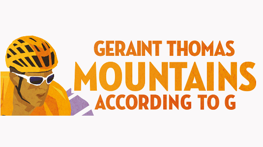 Geraint Thomas - Mountains according to G